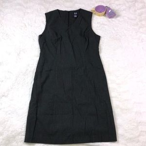 Gap Gray Sheath Dress